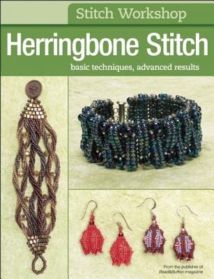 Herringbone Stitch By Bead & Button Books (EDT)